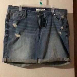 Torrid shorts. NWT.